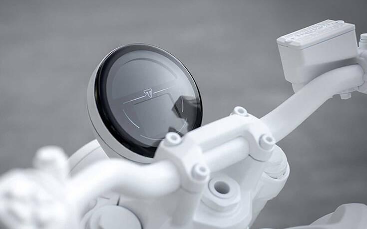 Η Triumph θα κυκλοφορήσει μια μοτοσυκλέτα σαν πραγματικό γλυπτό – Newsbeast