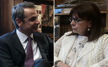 Oruc Reis: Την Σακελλαροπούλου ενημέρωσε ο Μητσοτάκης