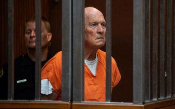Ισόβια στον κατά συρροή «Δολοφόνο του Γκόλντεν Στέιτ»