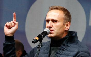 Ευθύνες στον Πούτιν ρίχνει για τη δηλητηρίασή του ο Ναβάλνι