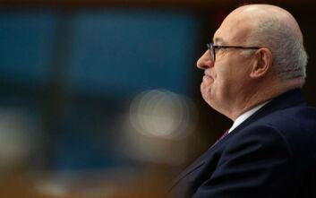 Παραιτήθηκε ο Επίτροπος Εμπορίου επειδή παραβίασε τους περιορισμούς κατά του κορονοϊού