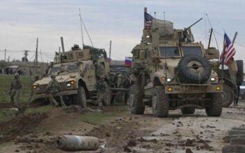 Αμερικανοί στρατιώτες τραυματίστηκαν σε σύγκρουση με Ρώσους στη Συρία