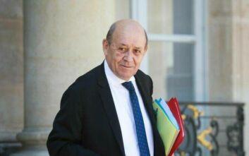 Γάλλος ΥΠΕΞ: «Απολύτως απαράδεκτη» η παραβίαση από την Τουρκία θαλάσσιου χώρου ευρωπαϊκής χώρας