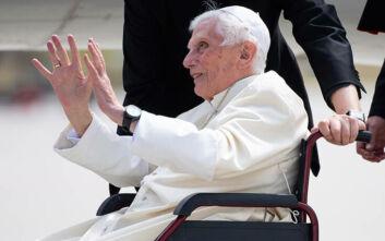 Κακά μαντάτα για την υγεία του πρώην πάπα Βενέδικτου από τη Γερμανία: Είναι υπερβολικά αδύναμος