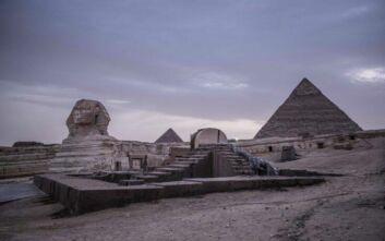 Ο Έλον Μασκ πιστεύει ότι τις πυραμίδες τις έχτισαν… εξωγήινοι και η Αίγυπτος τον καλεί να τον πείσει για το αντίθετο
