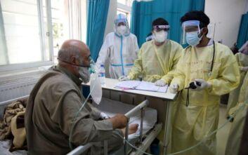Έρευνα: 10 εκατομμύρια Αφγανοί μολύνθηκαν από τον κορονοϊό