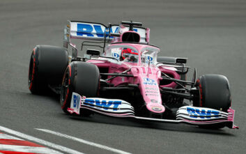 Formula 1: Ξανά θετικός στον κορονοϊό ο Πέρες, στο κόκπιτ της Racing Point ο Χούλκενμπεργκ
