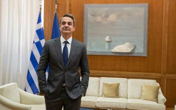 Συγχαρητήρια Μητσοτάκη στον Αντετοκούνμπο για τον τίτλο του MVP: Η Ελλάδα είναι πολύ περήφανη