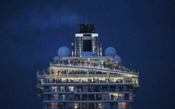 Συναγερμός σε κρουαζιερόπλοιο στη Νορβηγία: Τριάντα τρεις ναυτικοί θετικοί στον κορονοϊό