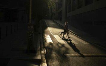 Αδιανόητες εικόνες από τη Βαρκελώνη, θυμίζει πόλη-φάντασμα