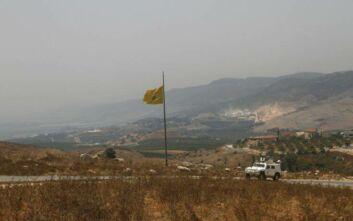 Η Χεζμπολάχ ανακοίνωσε πως κατέρριψε ισραηλινό UAV