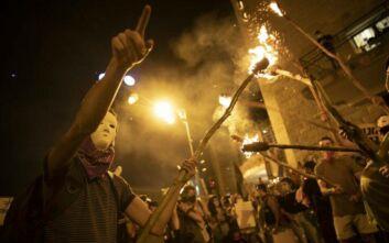 Σε επιφυλακή οι Παλαιστίνιοι και η Χαμάς για τη συμφωνία Ισραήλ-ΗΑΕ: «Λευκή επιταγή κατοχής»