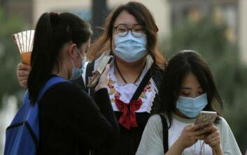 Στα 43 τα νέα κρούσματα κορονοϊού στην Κίνα