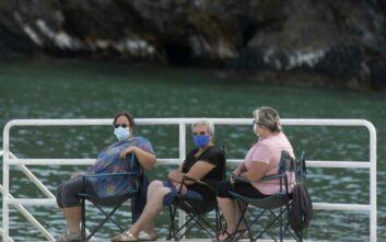 Η υποχρεωτική χρήση μάσκας κερδίζει γρήγορα έδαφος στις πόλεις της Ευρώπης