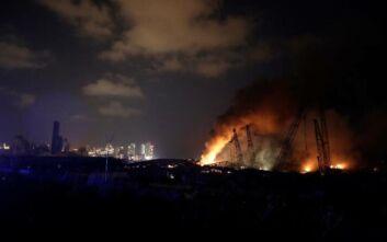 Σοβαρές ζημιές στην πρεσβεία της Κύπρου στη Βυρητό από την φονική έκρηξη: Τραυματίστηκε η επιτετραμμένη