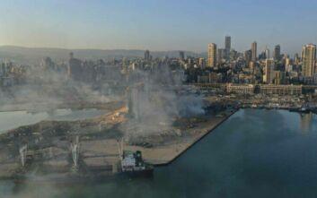 Λίβανος: Σε αμέλεια χρόνων οφείλονται οι εκρήξεις - Είχαν σταλεί έξι έγγραφα προειδοποιώντας ότι το υλικό ήταν απειλή
