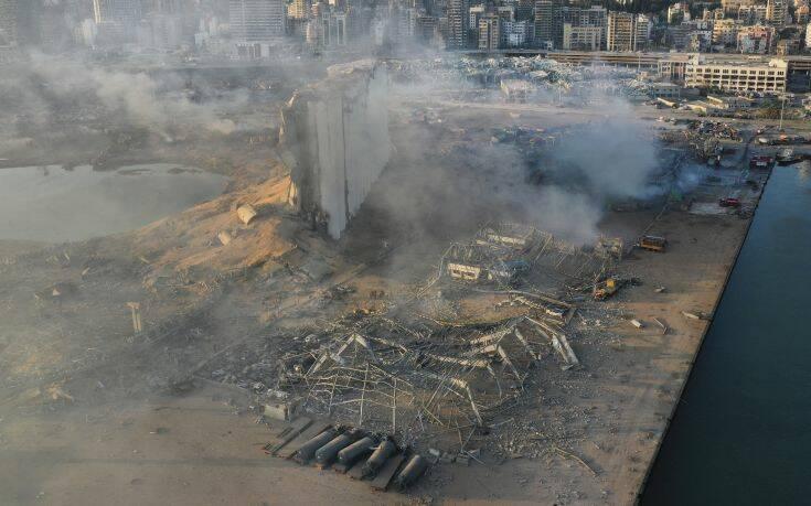 Τραγωδία στη Βηρυτό: Οι εκρήξεις προκλήθηκαν πιθανόν από ηλεκτροσυγκόλληση για να κλείσει μια τρύπα