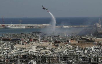 Ο Λίβανος θρηνεί για τα θύματά του - Συνεχίζονται οι έρευνες για επιζώντες