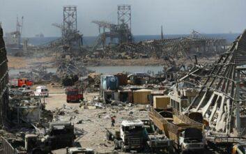 Βηρυτός: Το πλοίο με το μοιραίο φορτίο νιτρικής αμμωνίας είχε κάνει στάση και στο λιμάνι του Πειραιά