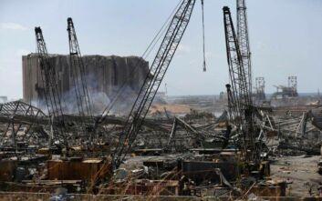 Σημάδια ζωής στα χαλάσματα ένα μήνα μετά τη φονική έκρηξη στη Βηρυτό