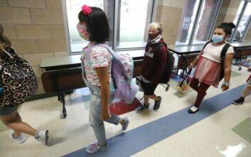 Γαργαλιάνος: Τι μάσκες πρέπει να φορούν τα παιδιά στο σχολείο