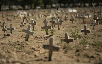 Βραζιλία: Ξεπέρασαν τους 100.000 οι νεκροί λόγω κορονοϊού
