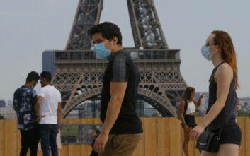Γαλλία - Κορονοϊός: Δεύτερη συνεχόμενη μέρα με πάνω από 5.000 κρούσματα
