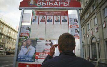 Λευκορωσία: Εκλογές εν μέσω διαδηλώσεων για τη διαχείριση της πανδημίας του κορονοϊού