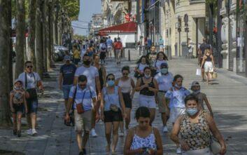 Εκδηλώσεις άνω των 5.000 ατόμων στη Γαλλία τέλος: Μέχρι 30 Οκτωβρίου η απαγόρευση