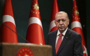 Ερντογάν: Συνεχίζουμε να διεκδικούμε στην Ανατολική Μεσόγειο γιατί έχουμε δίκαιο