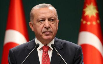 Εμπρηστικές δηλώσεις Ερντογάν: Όσοι ρίχνουν την Ελλάδα μπροστά στον τούρκικο στόλο θα την αφήσουν μόνη της