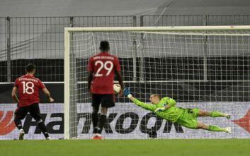 Europa League: Ίδρωσε αλλά πέρασε στα ημιτελικά η Μάντσεστερ Γιουνάιτεντ