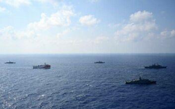 DW: Διπλωματικός πυρετός για αποκλιμάκωση στην ανατολική Μεσόγειο - Τι συμβολίζει η άφιξη Πομπέο στην Κύπρο