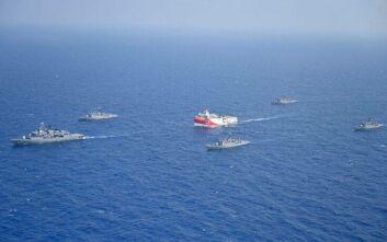 Ελληνοτουρκικά: Η Τουρκία ζητά με αντι-NAVTEX την αποστρατικοποίηση της Χίου