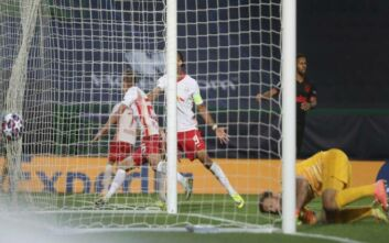 Champions League: Οι «ταύροι» της Λειψίας, πέταξαν εκτός ημιτελικών την Ατλέτικο Μαδρίτης