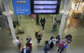 Νέα ρεκόρ κρουσμάτων κορονοϊού ανακοίνωσαν Παρίσι και Λονδίνο
