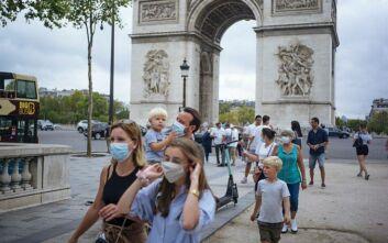 Γαλλία: Συνεχίζεται η αυξητική τάση στα κρούσματα κορονοϊού