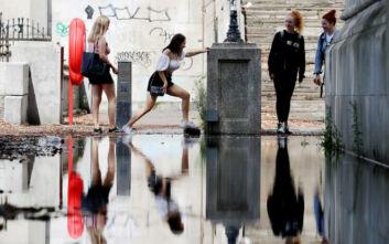 Σφυροκοπήθηκε το Λονδίνο από τον τυφώνα Φράνσις