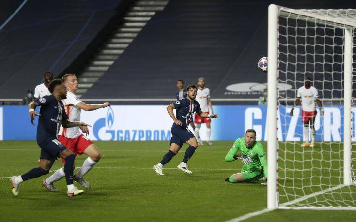 Champions League: Η Παρί κέρδισε 3-0 τη Λειψία και έκανε πραγματικότητα το όνειρο του τελικού