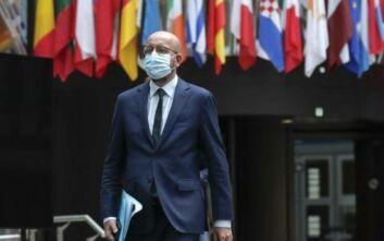 Σαρλ Μισέλ: Πρέπει να ενισχύσουμε τη συλλογική μας προσπάθεια για την καταπολέμηση του κορονοϊού