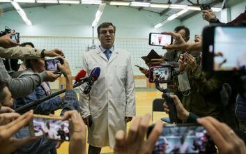 Αλεξέι Ναβάλνι: Εντοπίστηκε χημική βιομηχανική ουσία στα χέρια του και στα μαλλιά του