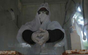 Ραγδαία εξάπλωση του κορονοϊού στην Παλαιστίνη