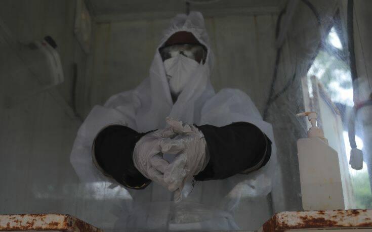 ΕΟΔΥ: 168 κρούσματα σήμερα 25/8 στην Ελλάδα – Ένας θάνατος