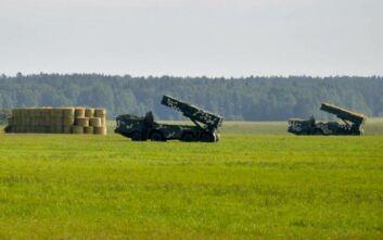 ΝΑΤΟ: Οι ισχυρισμοί για ενίσχυση δυνάμεων στη Λευκορωσία δεν έχουν βάση