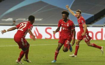 Πρωταθλήτρια Ευρώπης για 6η φορά η Μπάγερν, 1-0 την Παρί Σεν Ζερμέν στη Λισαβόνα
