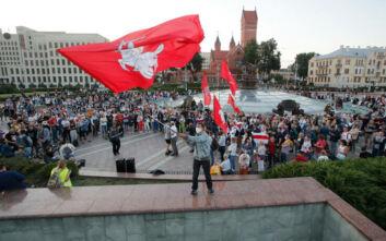 Αναβρασμός στη Λευκορωσία: Στο δικαστήριο στελέχη της αντιπολίτευσης - «Σε εξέλιξη μια ειρηνική επανάσταση»