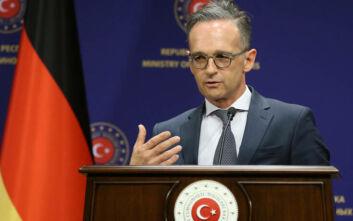 Μαας: Πρέπει να συζητηθούν περιοριστικά μέτρα από την ΕΕ εναντίον της Τουρκίας