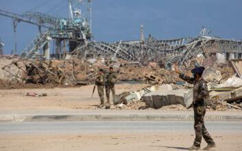 Λίβανος: Αποζημειώσεις για τους πληγέντες από την έκρηξη στο λιμάνι της Βηρυτού