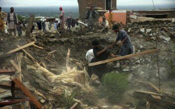 Ισοπεδώθηκε ολόκληρη πόλη από πλημμύρες στο Αφγανιστάν - Τουλάχιστον 100 νεκροί