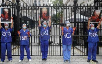 Ο κορονοϊός είναι «ένας κουβάς σκ@τ@», δήλωσε εργαζόμενη του συστήματος υγείας της Αγγλίας